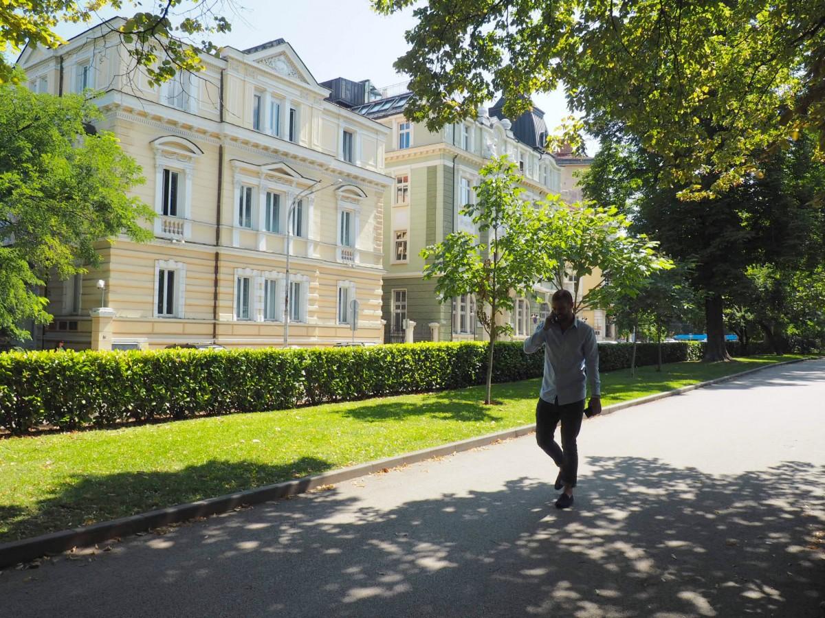One day of Nikolay Stavrev - consultant at Unique Estates