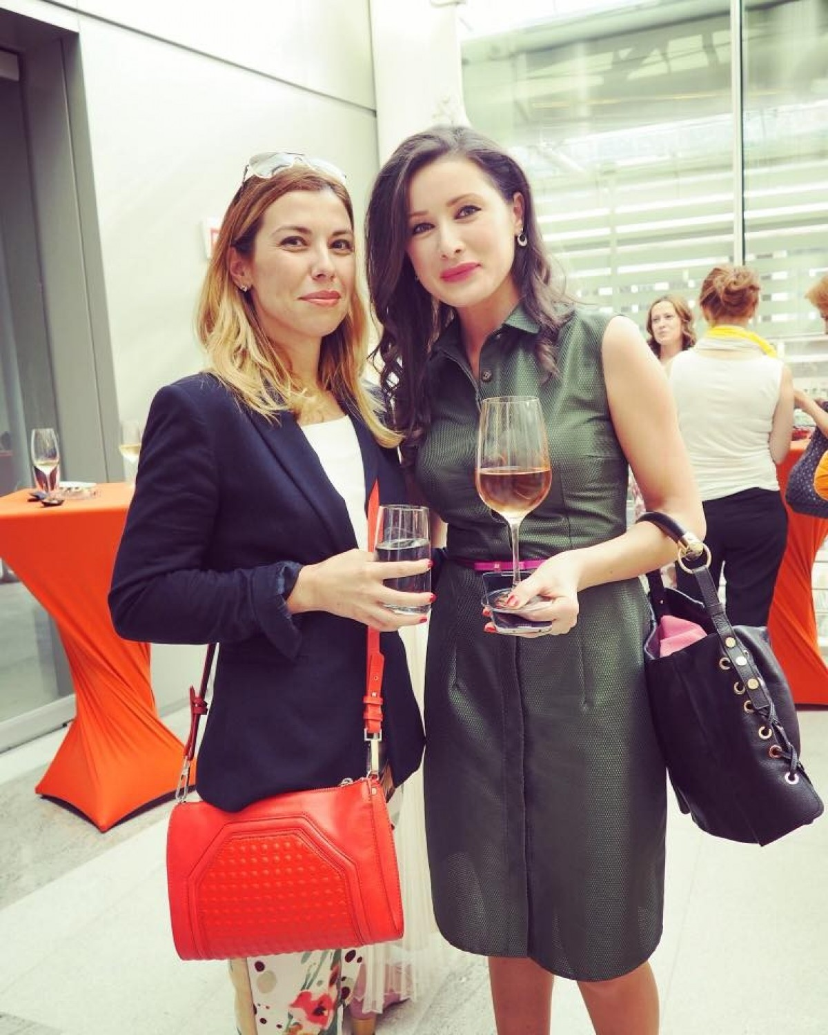 """Cocktail for the ladies from Ladies' Forum at """"San Stefano Plaza"""""""