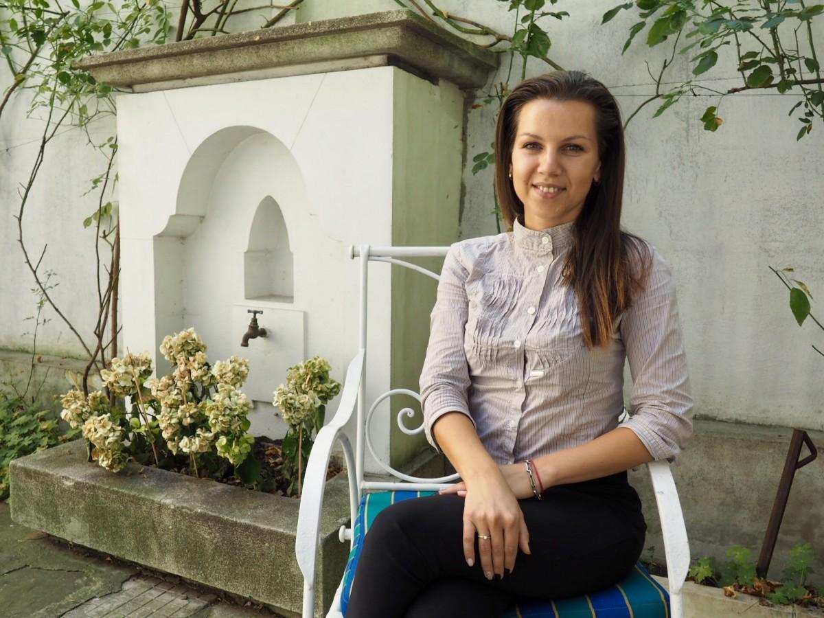 Виктория Вретенарова - Специалист обслужване на клиенти в Unique Estates