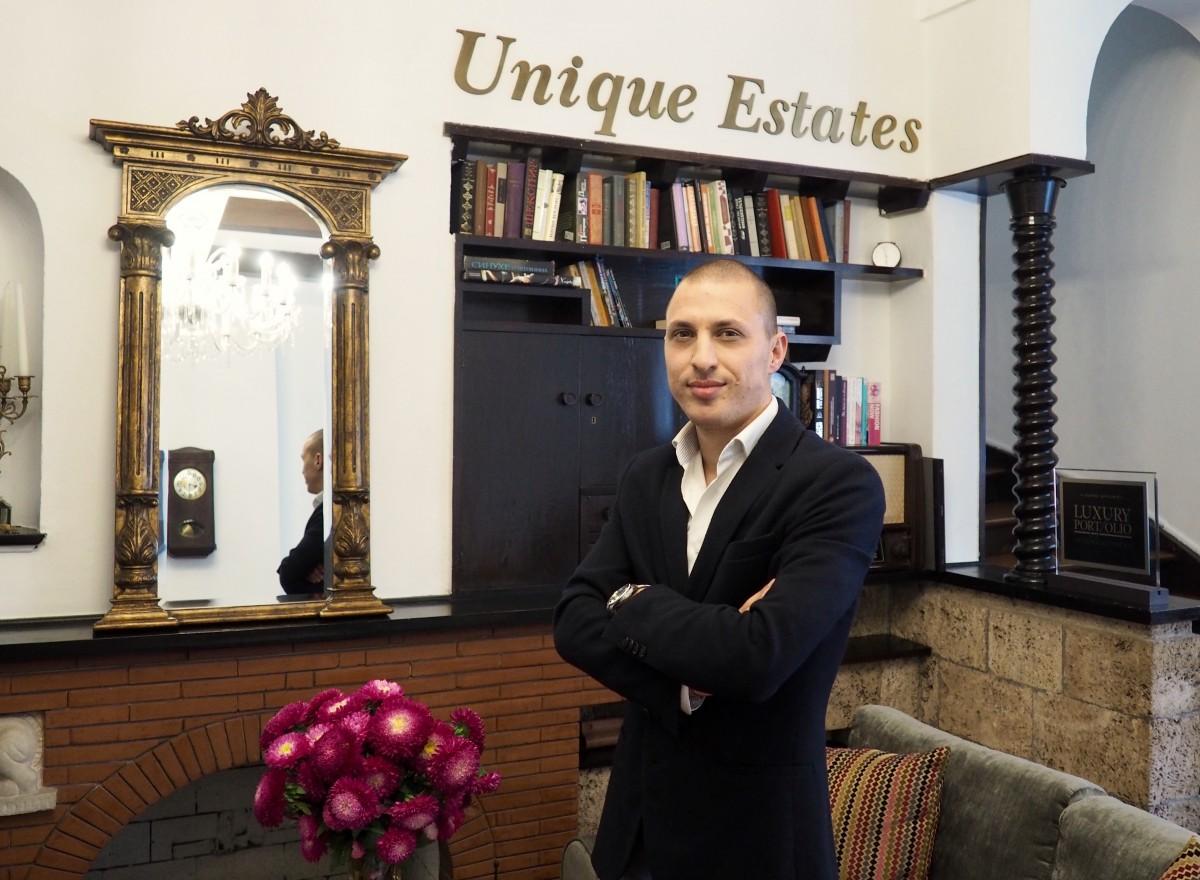 Антонио Банов – нов консултант в екипа на Unique Estates