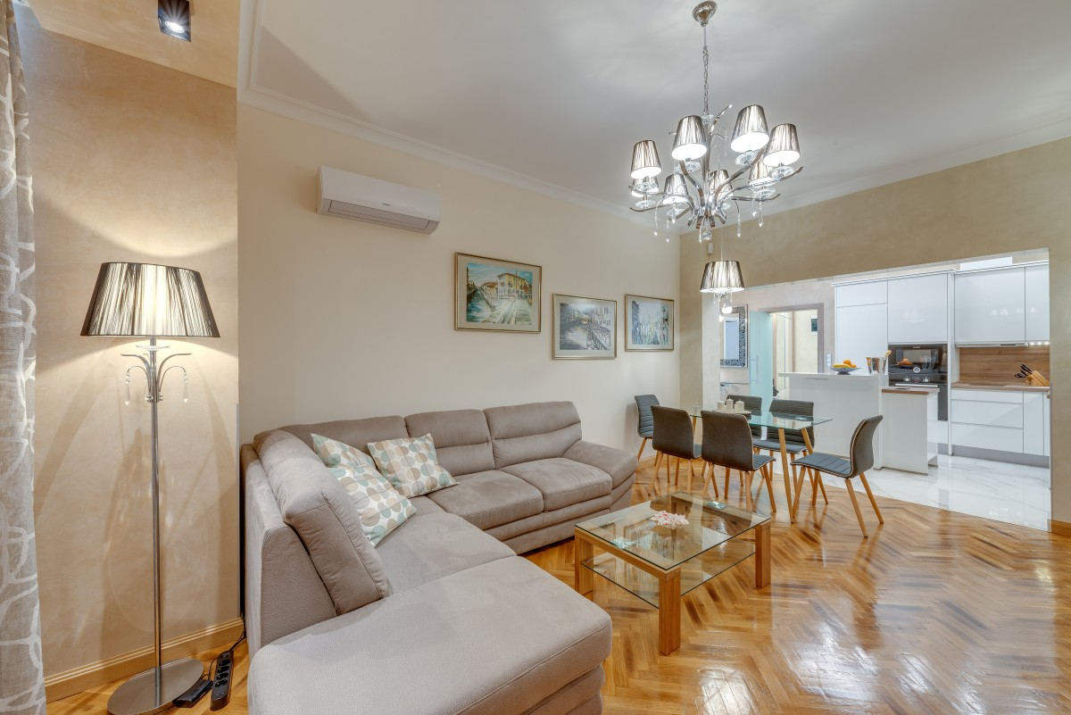 Open House Day - Luxury apartment in the center of Sofia