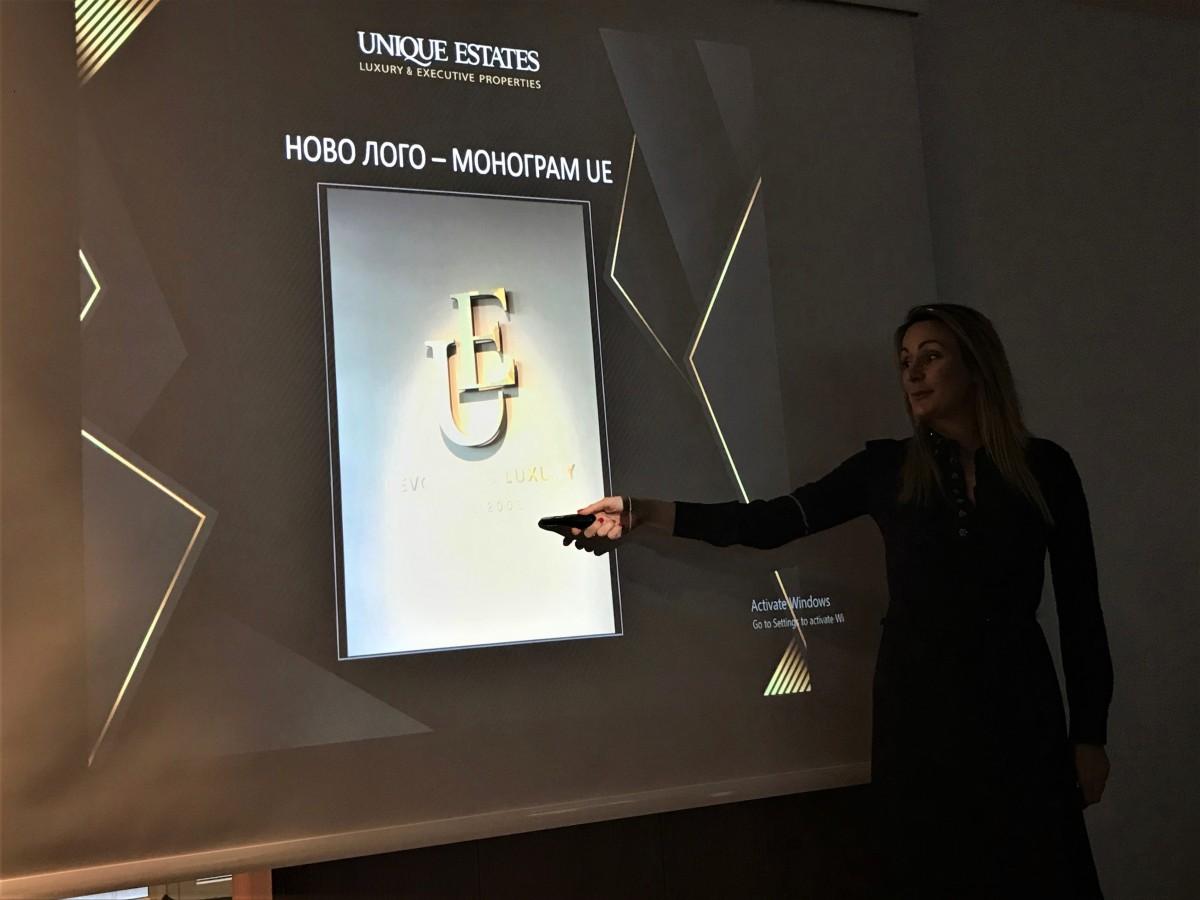 Unique Estates отчете резултатите за шестмесечието и награди отличилите се сред екипа