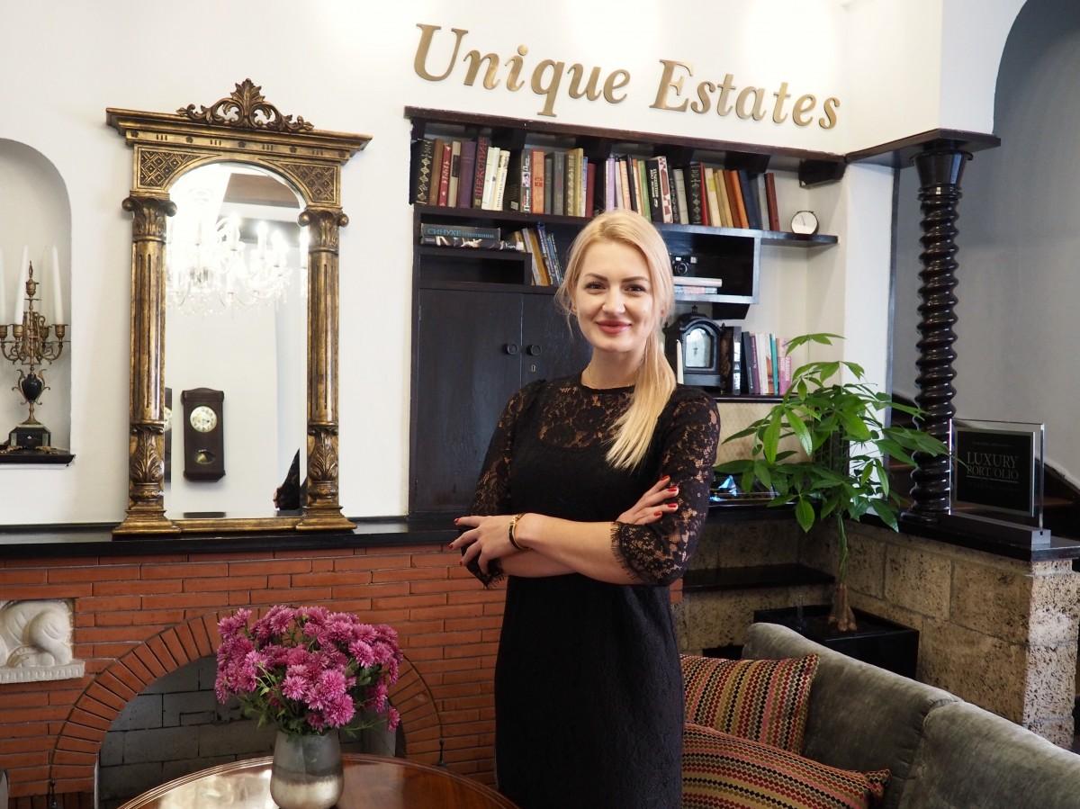 Емилия Якимова - Специалист маркетинг и реклама в Unique Estates