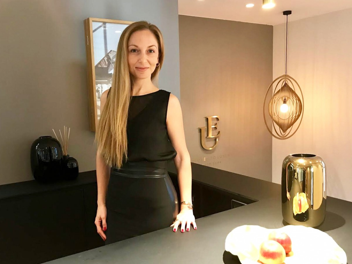 Божена Русева - нов член в екипа на Unique Estates
