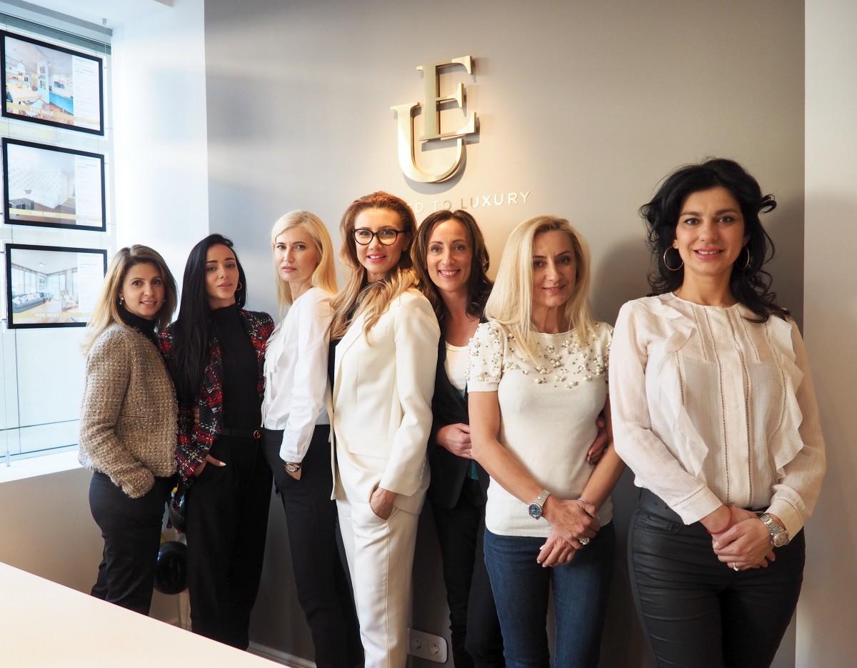 """""""Unique people, Unique Estates"""" - Seven new members in the company's team"""
