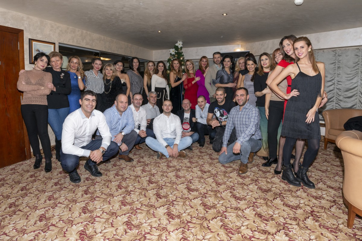 Christmas teambuilding in Borovets