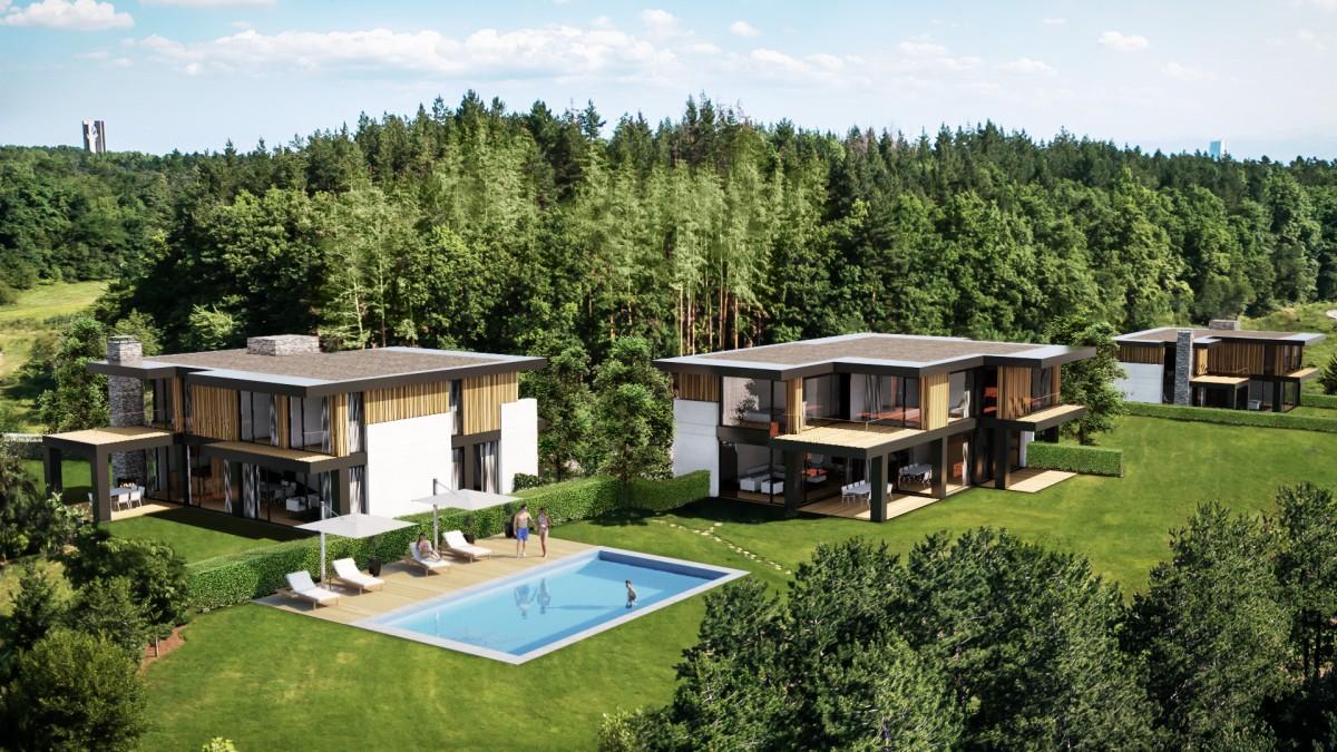 Forest Park – където природата и лукса се сливат хармонично в едно цяло
