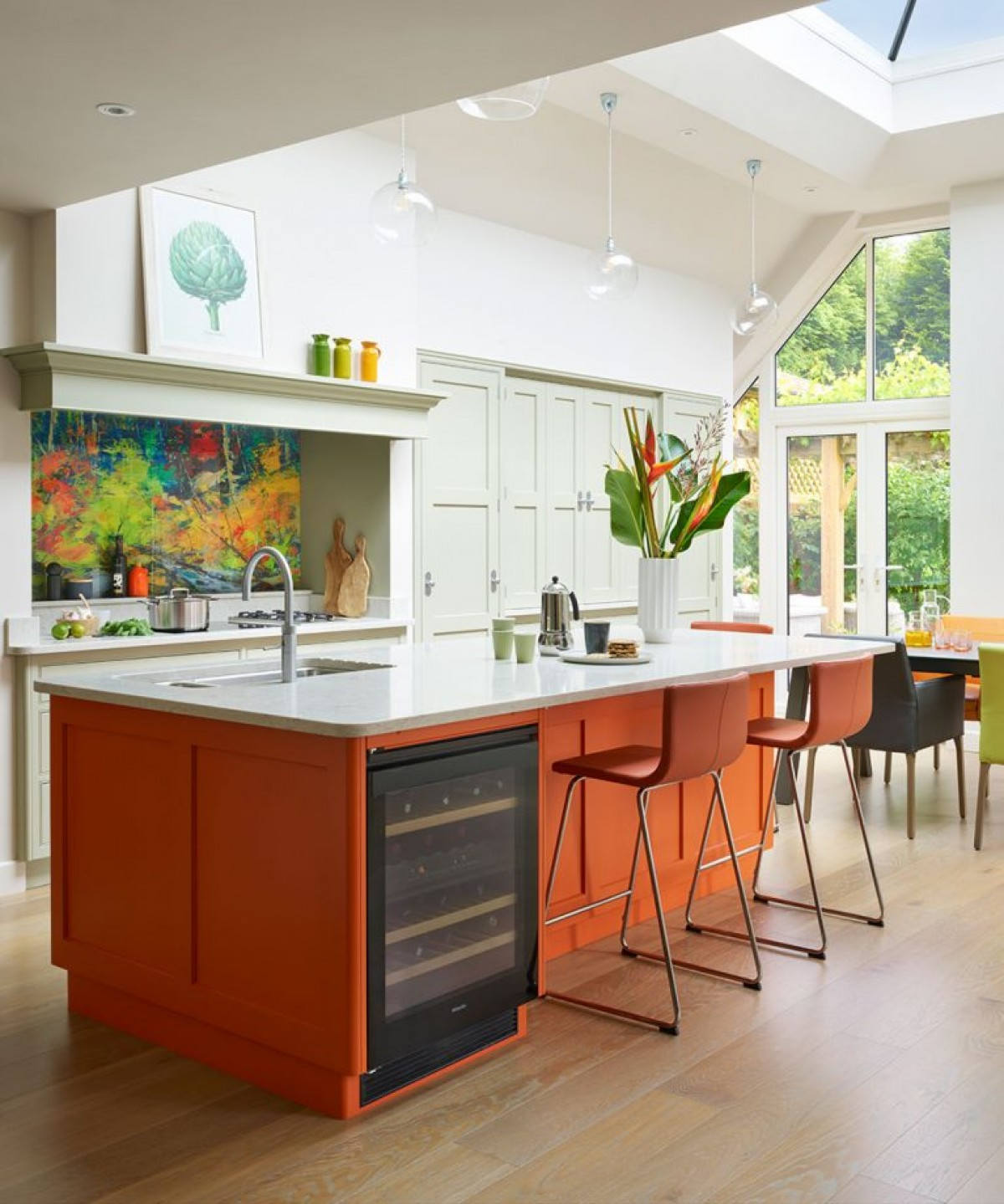 The kitchen of 2020