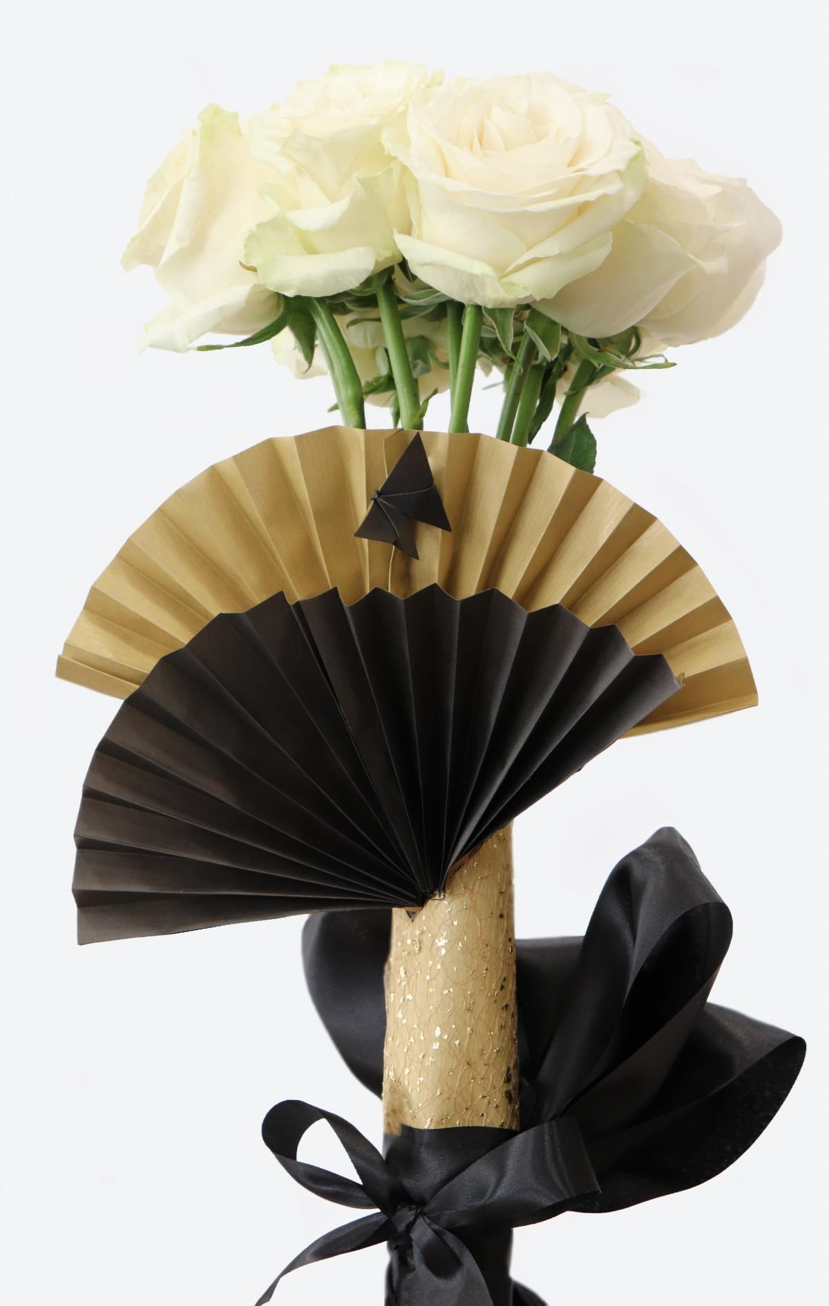 Haute couture букети - rosedeco.bg