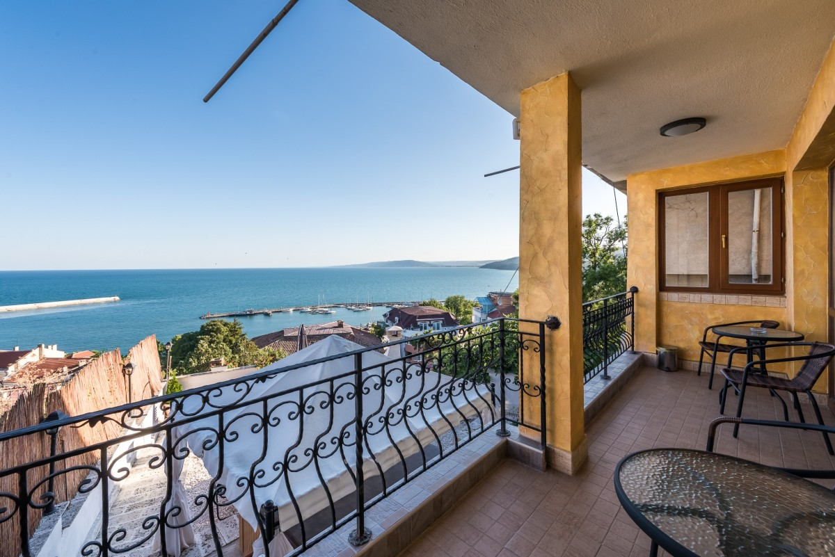 """Property on the Bulgarian Black Sea coast - thousands of times """"Yes!"""""""