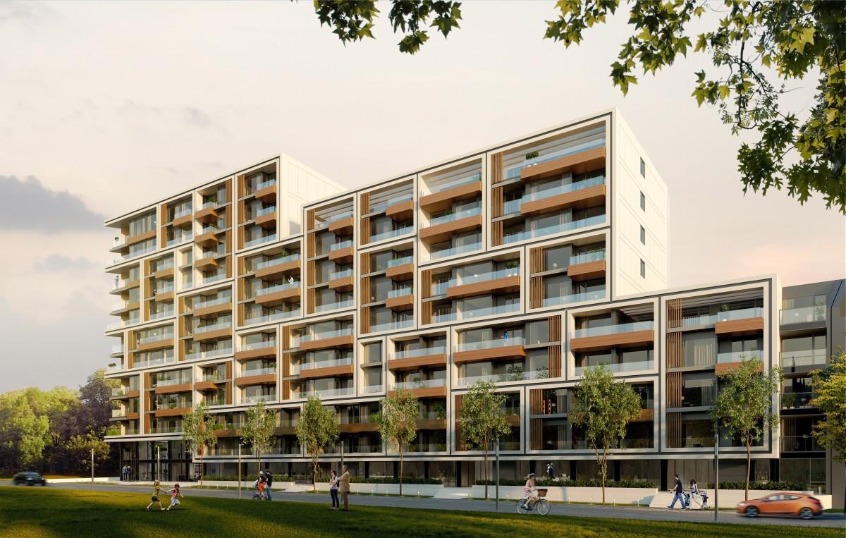 Нов проект за ценителите на удобството и стила в градска среда