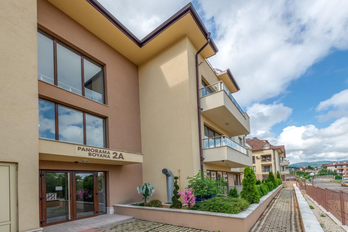 Ден на отворените врати - многостайни апартаменти с гледка към Витоша