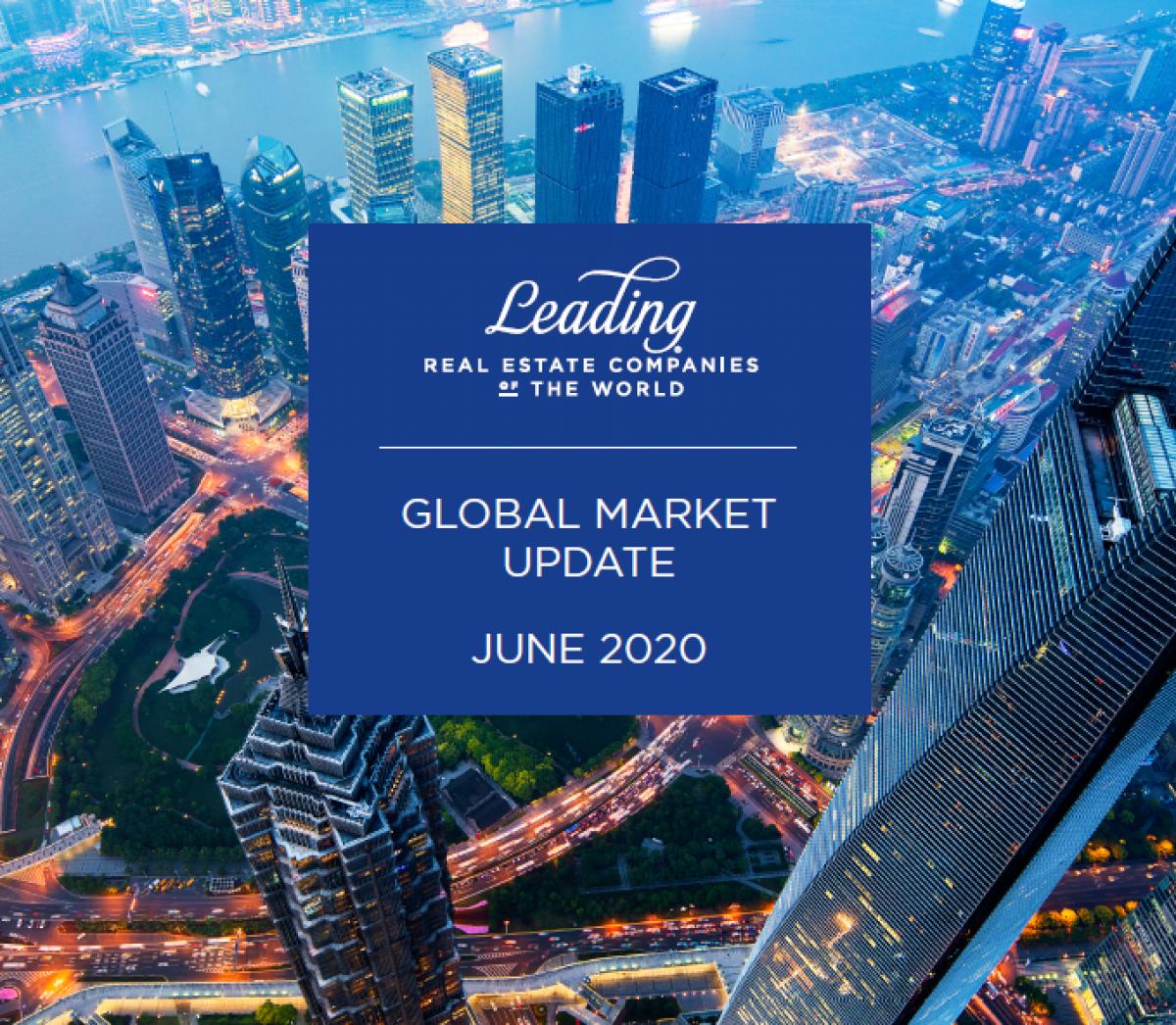 Global Market Update - Analysis of Leading RE, June 2020
