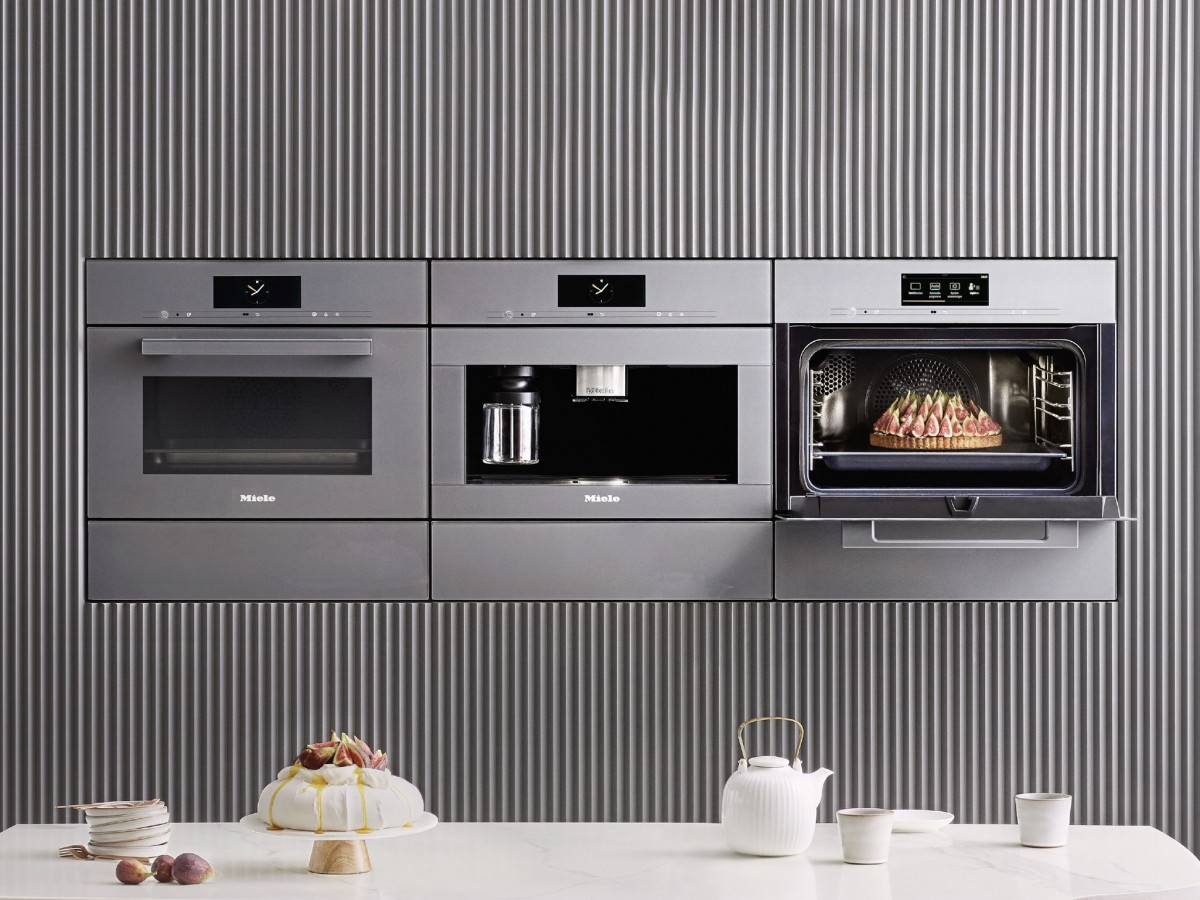 GENERATION 7000: The new range of Miele Build in appliances - now available in Bulgaria