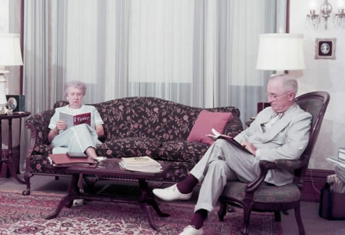 Как първите дами промениха интериора на Белия дом