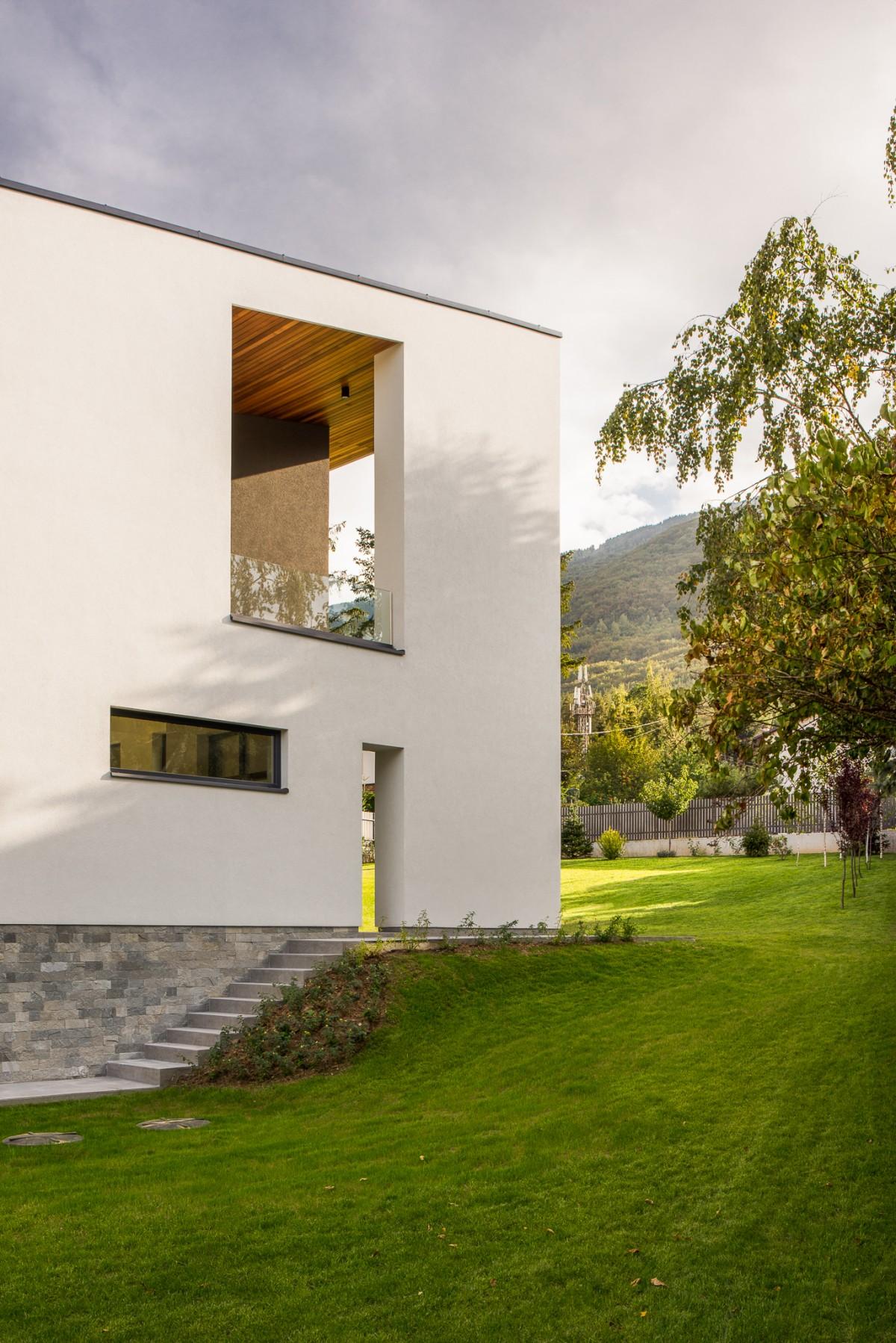 Ден на отворените врати - впечатляваща къща с гледки към планината