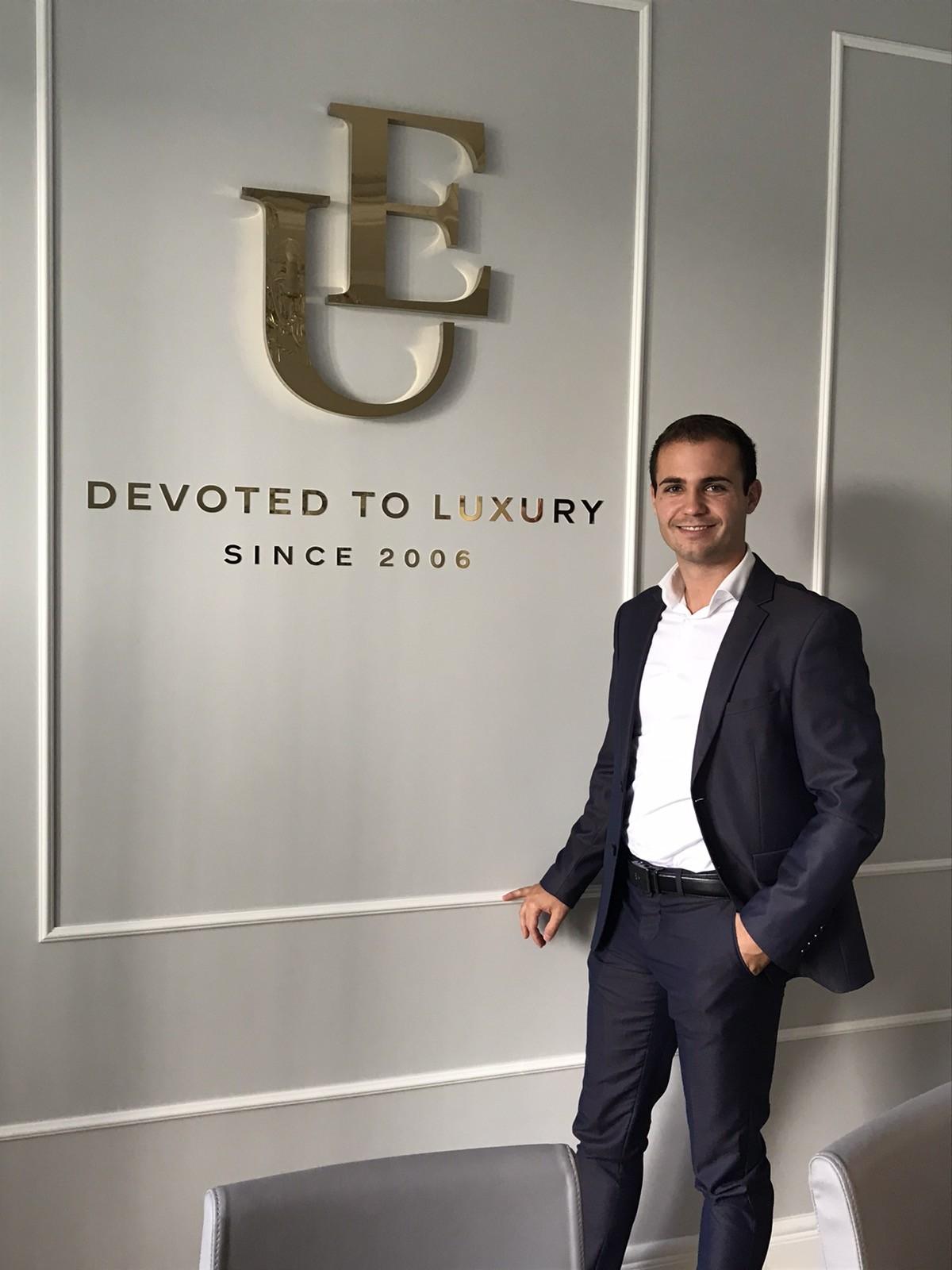 Meet Erik Tarnavski - New consultant at Unique Estates