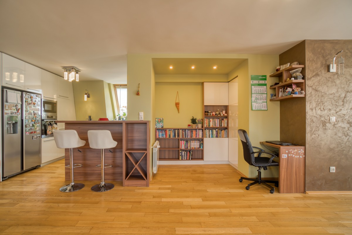 Open House Day - Exclusive penthouse close to a park