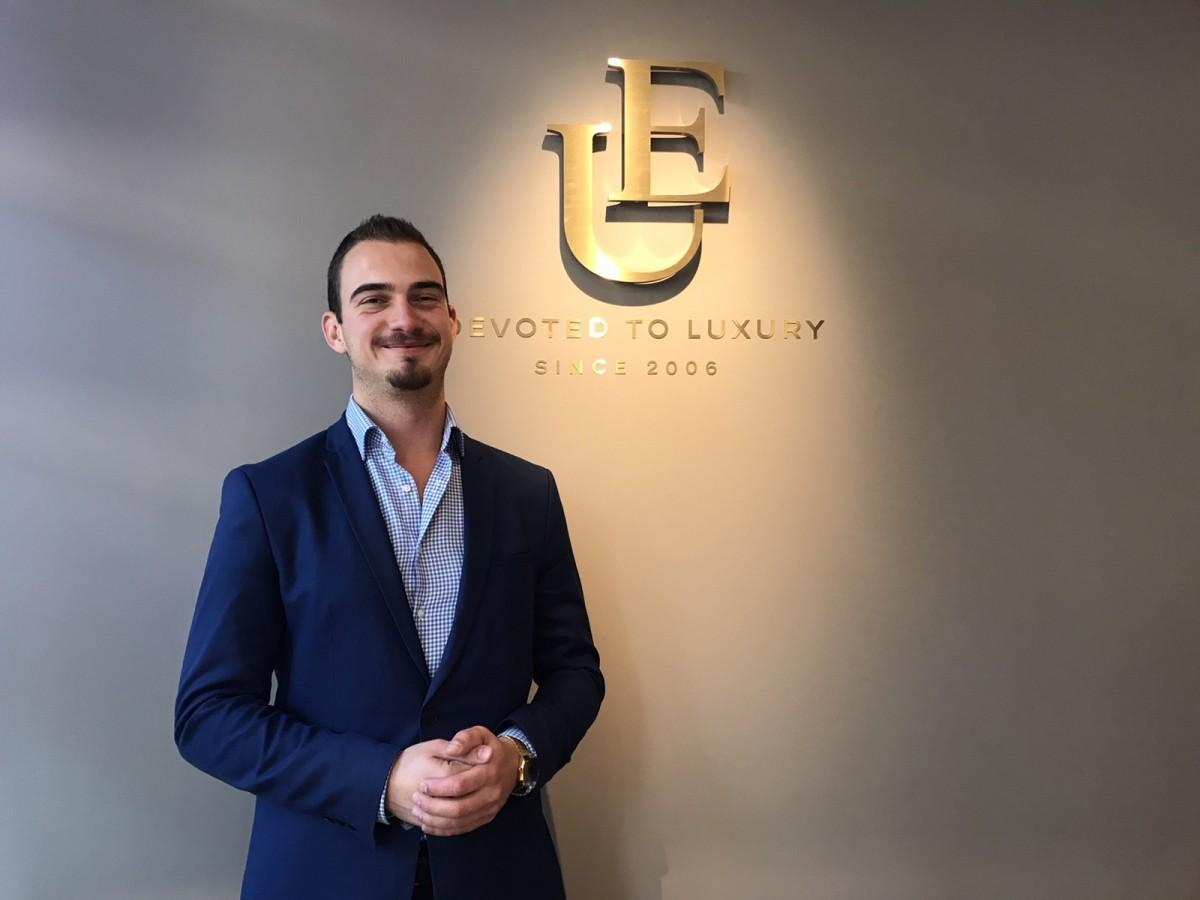 Spartak Vasilev - New consultant at Unique Estates