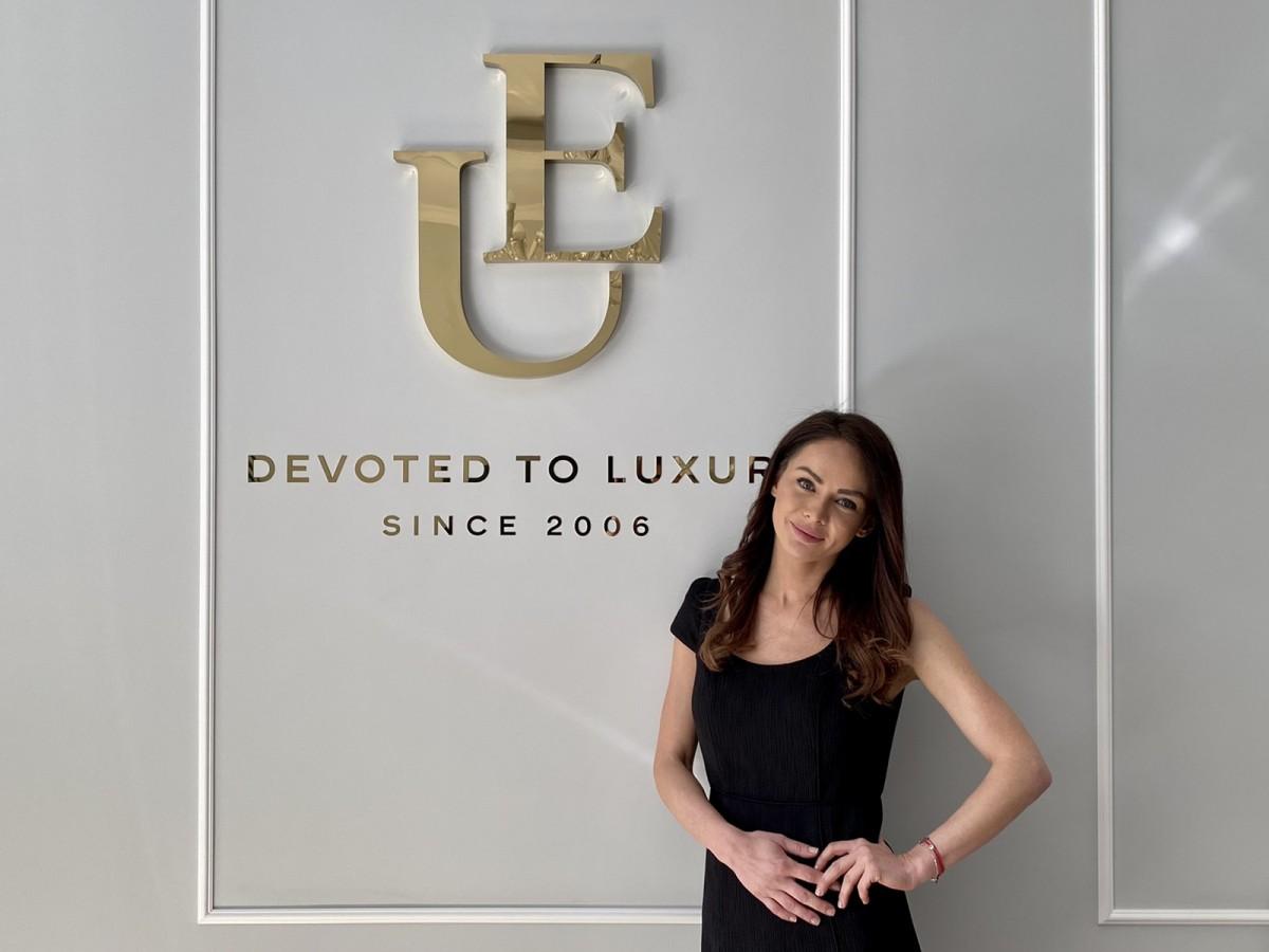 Unique Estates welcomes Yoana Vucheva - a new consultant in our team