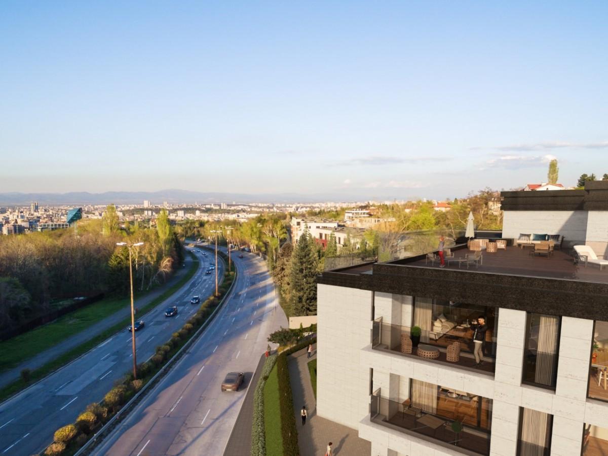 Open House Week in a new residential complex in Boyana