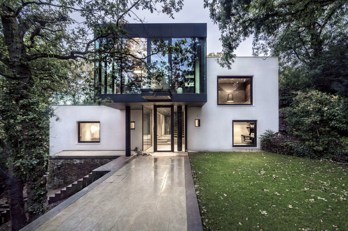 Architecture, Nature and Luxury