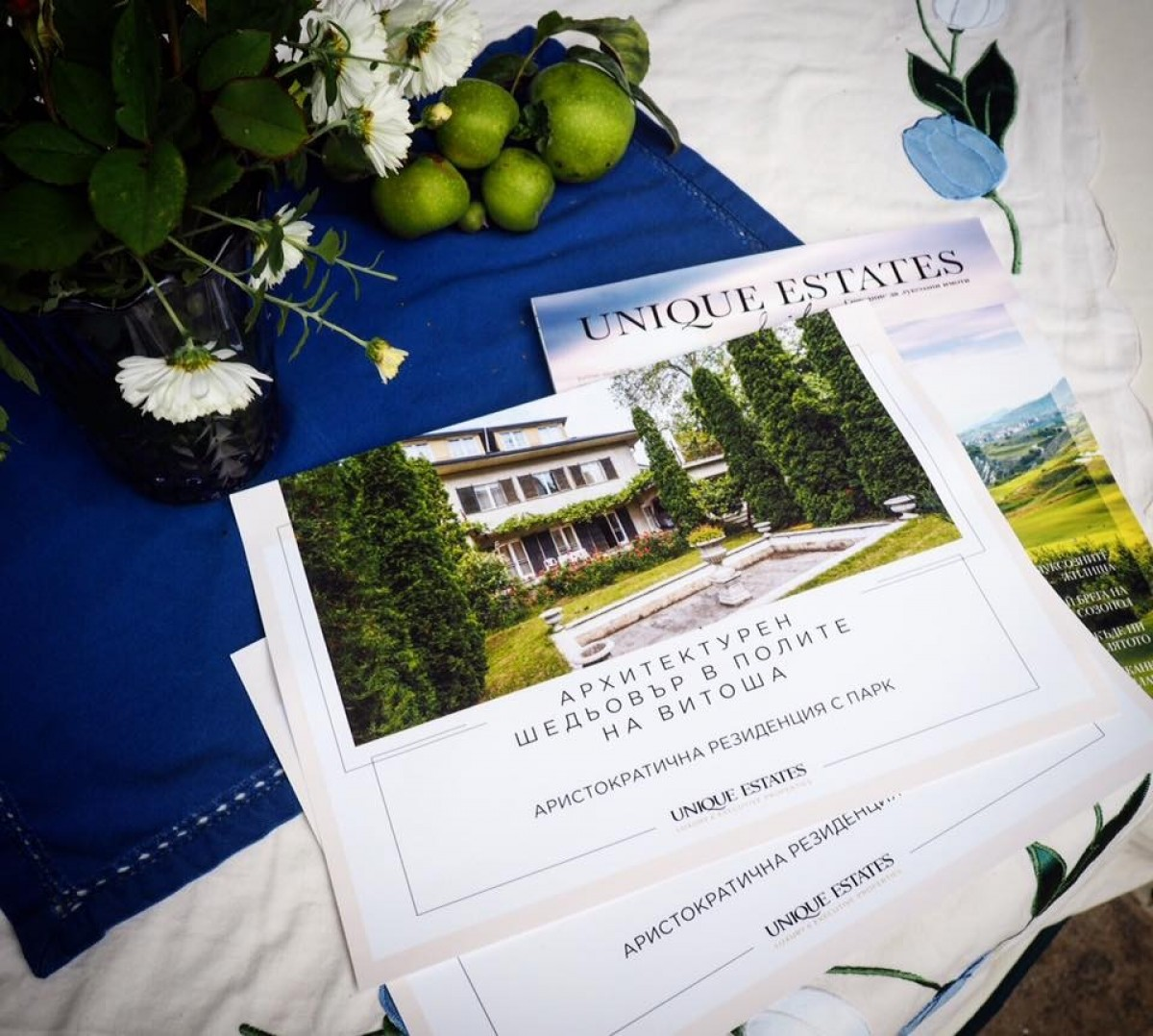 Ден на отворените врати на аристократична къща в Овча Купел