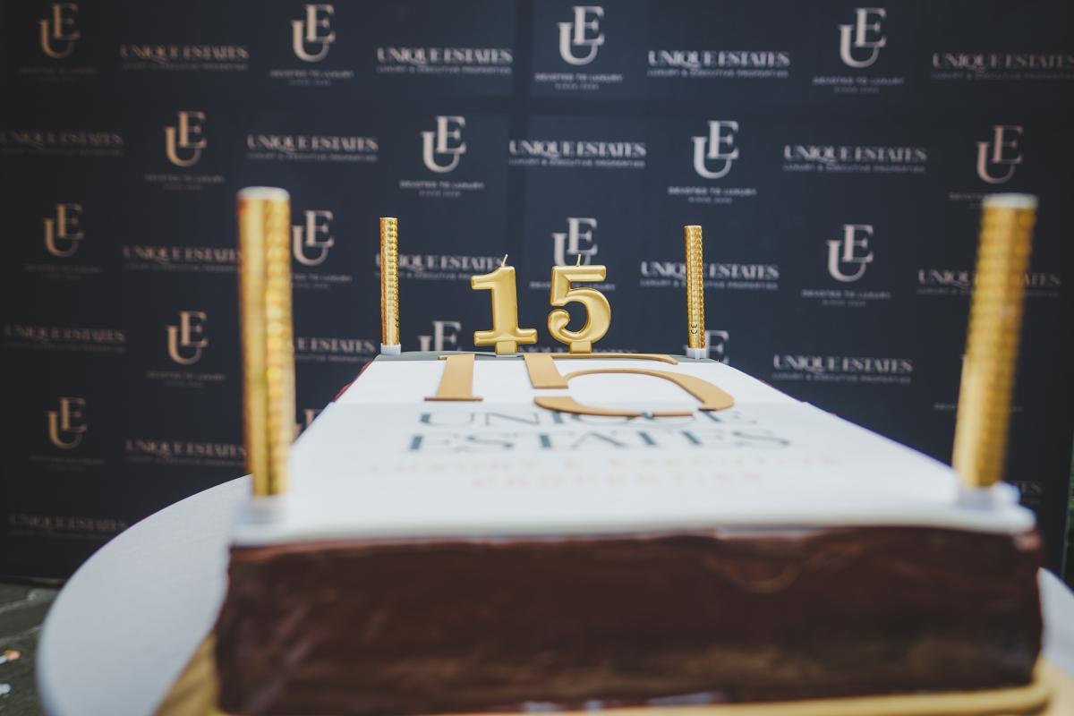 Unique Estates празнува 15 години от основаването си