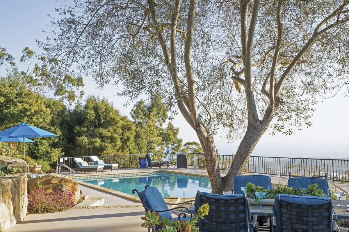 A Santa Barbara Estates from California's Golden Age