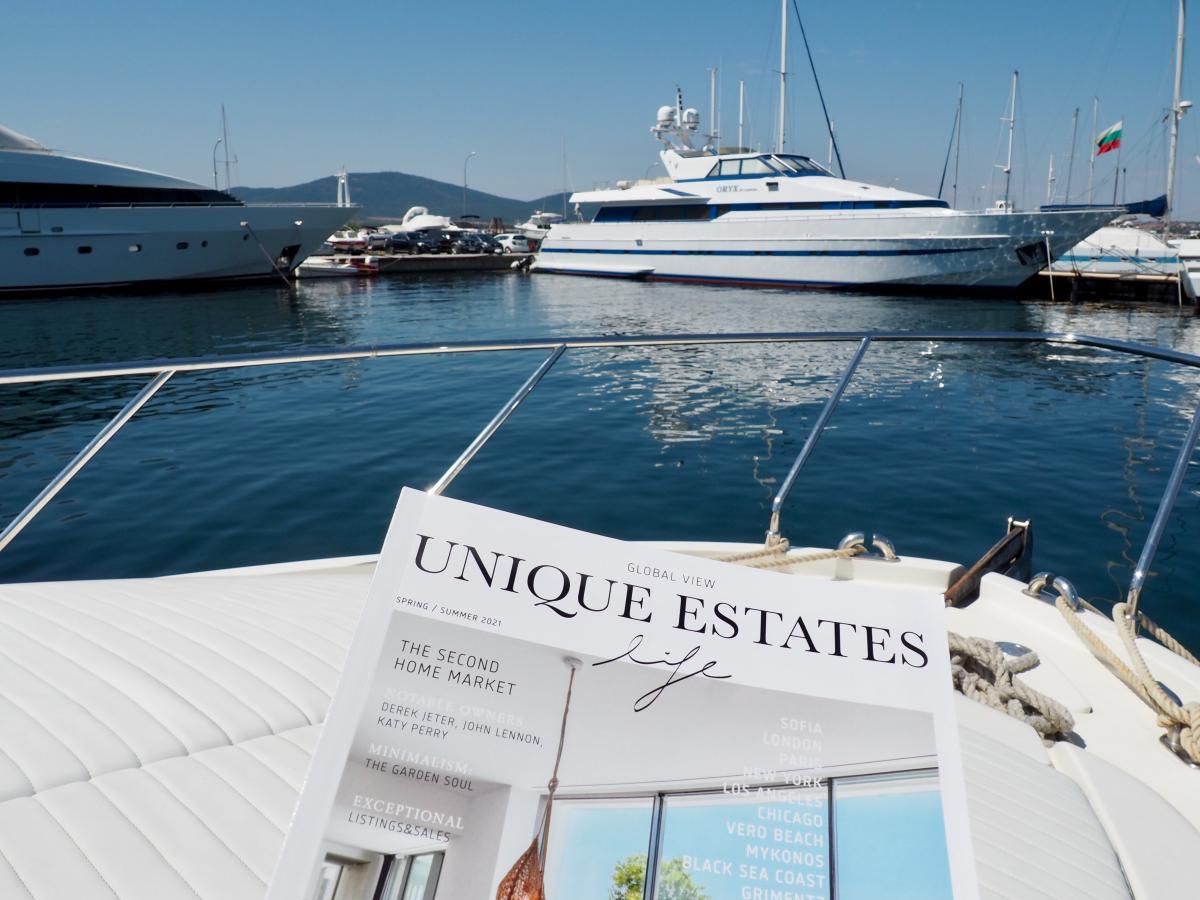 Unique Estates & The Sea
