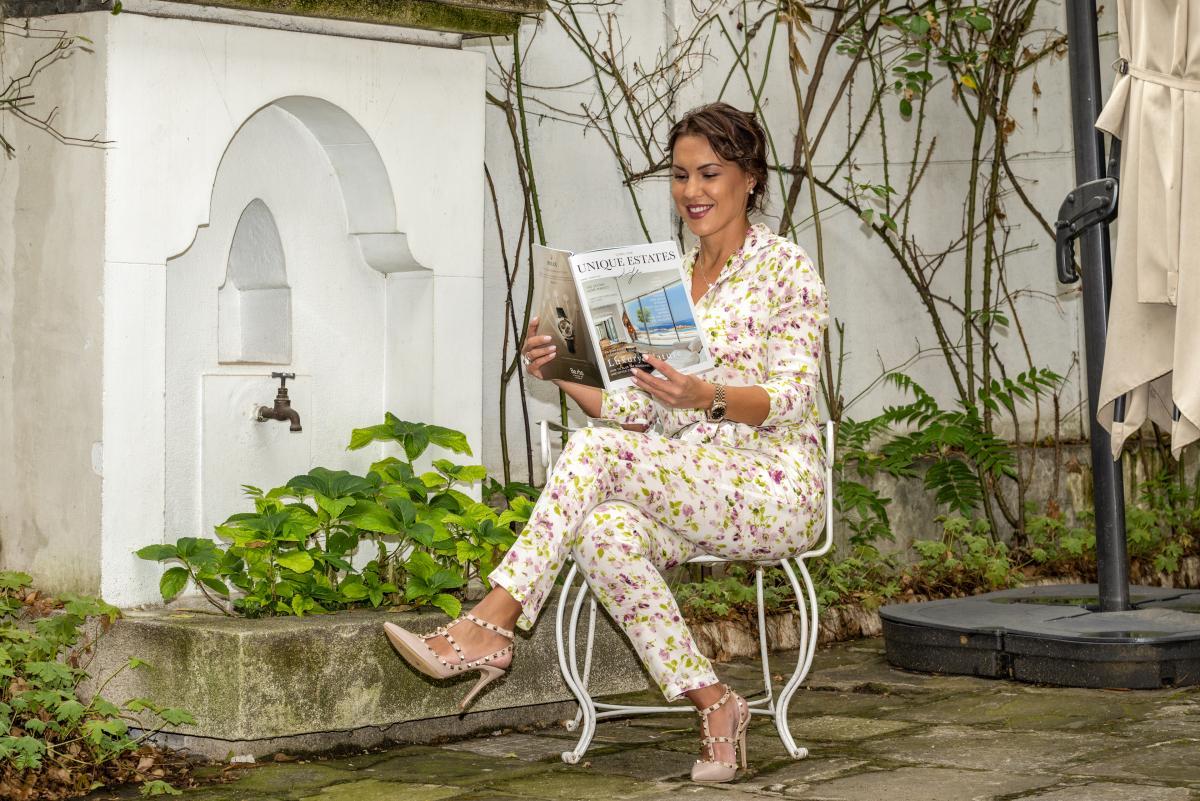 Bisera Milanova - A new consultant at Unique Estates