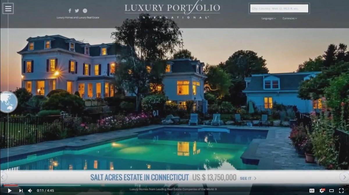 Представяме ви Luxury Portfolio International®