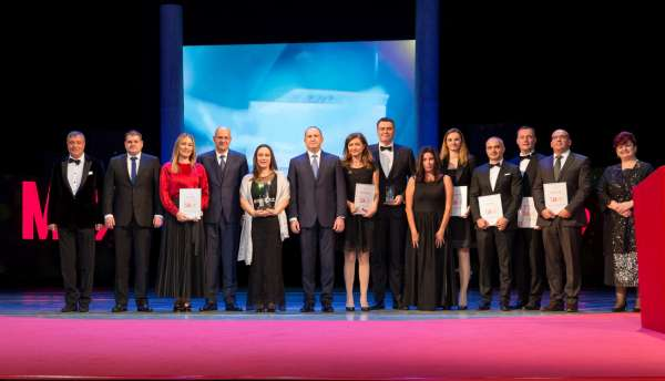 Vesela Ilieva among the finalists of the closing ceremony of the 2019 Manager of the Year competition