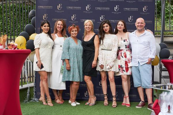 Zara Koteva - for the new Luxury and Corporate Rentals Department at Unique Estates