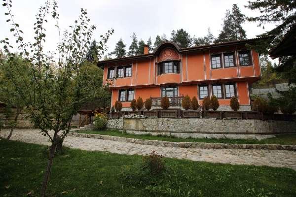 Revival style and charm in Koprivshtitsa
