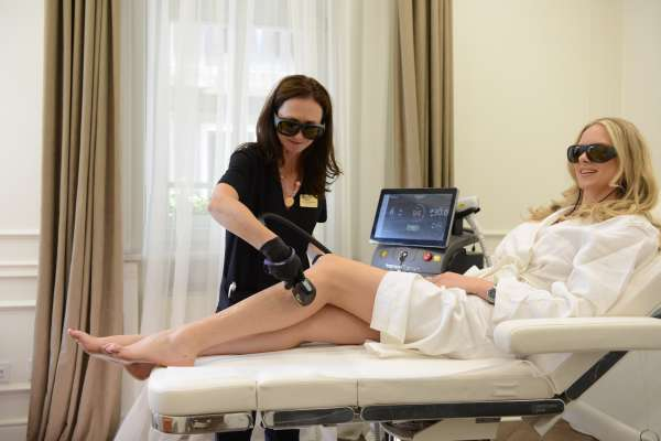 4 benefits of laser hair removal with Soprano Titanium