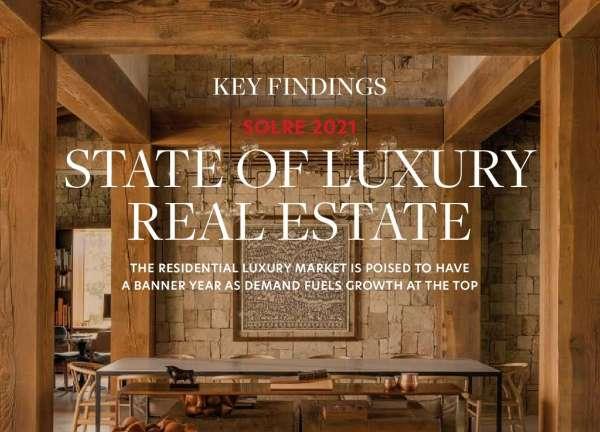 10.3 млн. домакинства по света планират да закупят луксозен имот на стойност над 1 млн. долара до 2023 г.