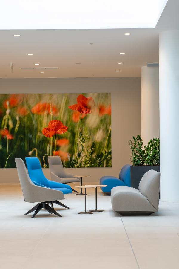 Мегапарк предоставя едно по-качествено офис изживяване на своите наематели