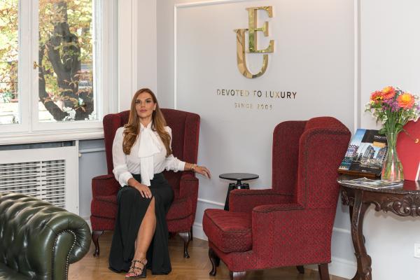 Представяме ви Дора Керемидчиева - Акаунт мениджър в Unique Estates