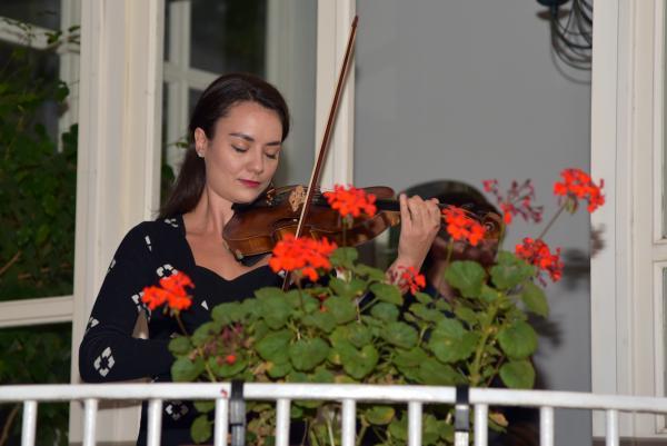 "Unique Estates in support of the International violin competition ""Vasko Abadjiev"""
