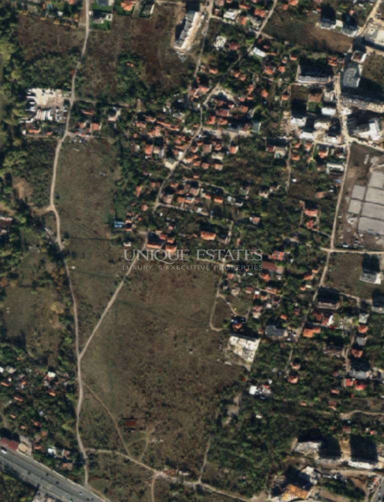 Attractive plot of land next to the roundabout in Dragalevtsi
