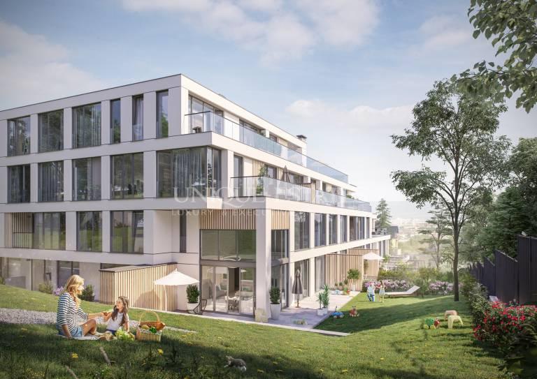 Апартамент в нова луксозна сграда в престижната част на кв. Бояна