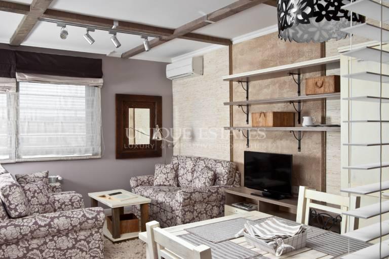 Тристаен апартамент под наем в нова сграда