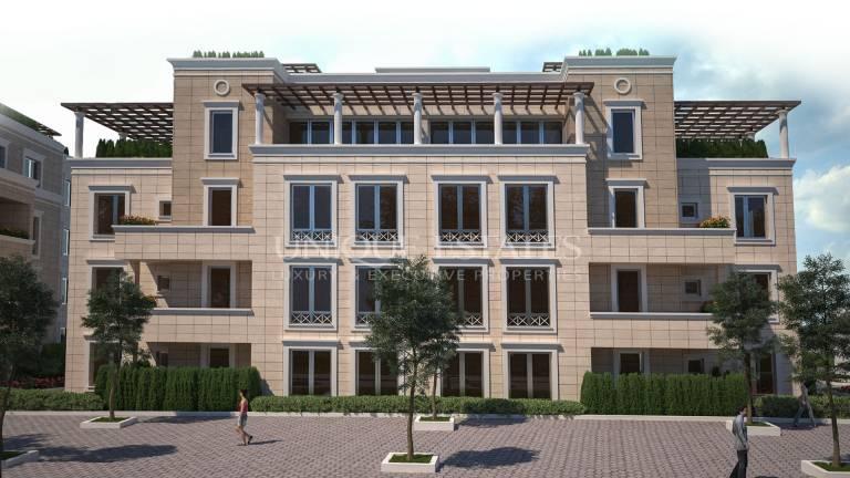 Просторен четиристаен апартамент с гледка към Витоша