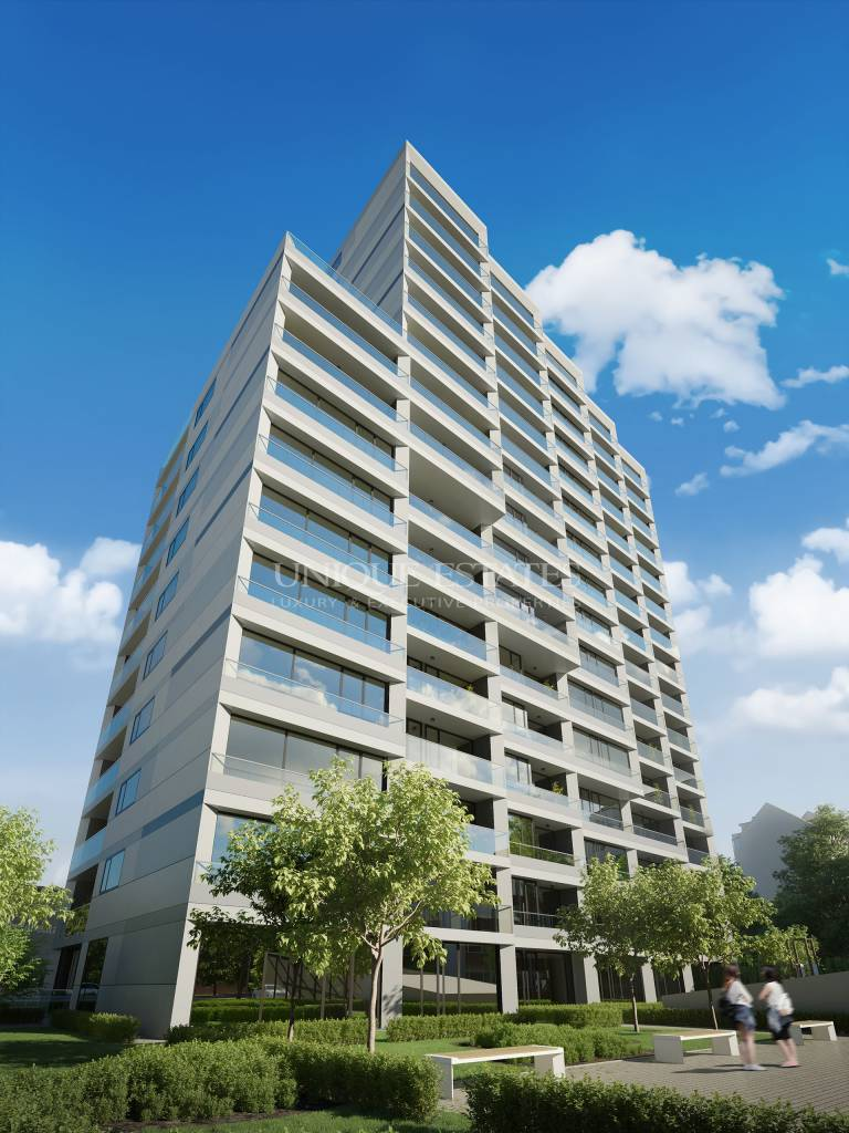 Modern apartment in  area Oborishte