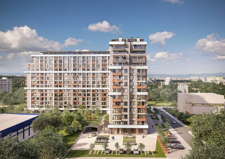 Двустаен апартамент за продажба до парк Възраждане