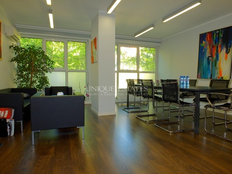 Spacious office for rent in the center of Sofia
