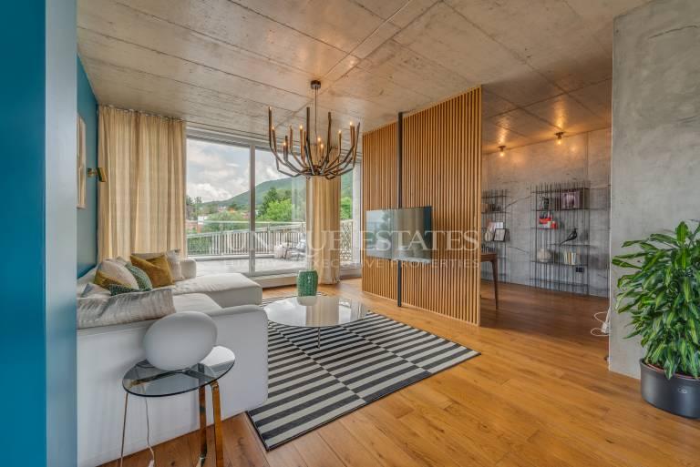 Boyana, stunning penthouse for sale
