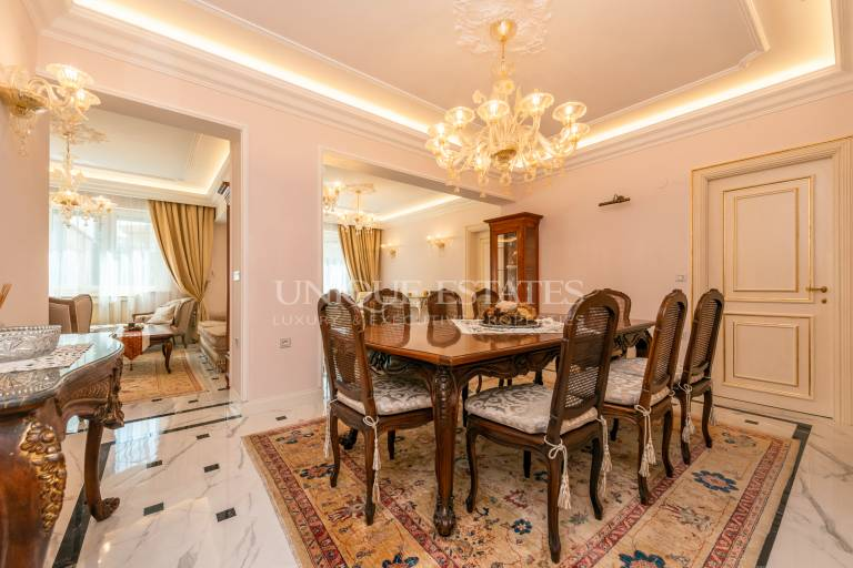 Феноменален многостаен апартамент на ул. Неофит Рилски