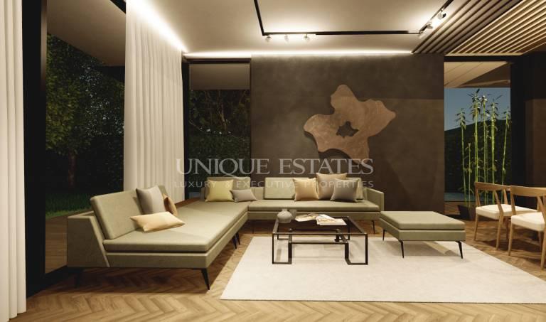 Ексклузивна модерна къща за продажба във в.з. Малинова Долина